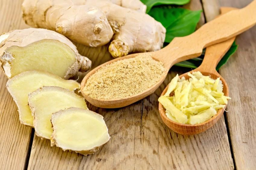 Les bienfaits du gingembre comme aphrodisiaque naturel